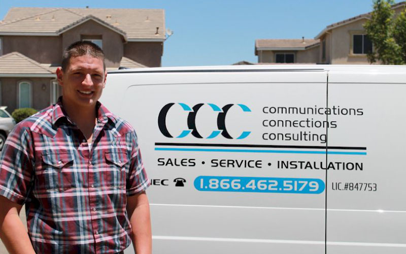 Andrew Ramirez, Owner of CCC Networks, Inc.