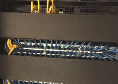 Commercial Business Internet Cabling