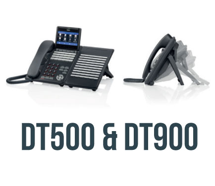 DT500 & DT900 Multifunction Business Phones