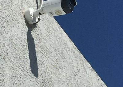 Security Camera for Surveillance System Installation